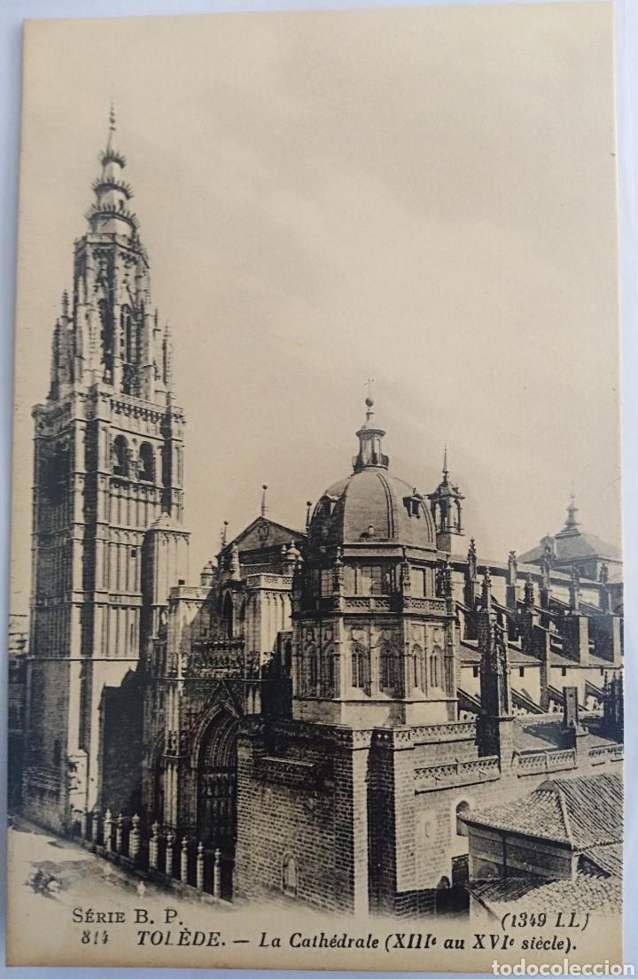TOLEDO, TOLEDE, CATEDRAL. LUCIEN LEVI (Postales - España - Castilla La Mancha Antigua (hasta 1939))