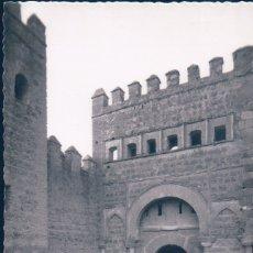 Postales: POSTAL TOLEDO - PUENTE DE ALFONSO VI - ARRIBAS. Lote 183180568