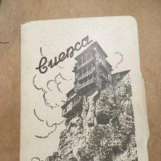 Postales: CUENCA, ACORDEON CON 9 POSTALES NUMERO 1 GARCIA GARRAVELLA. Lote 183264057