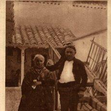Postales: EL TOBOSO. TOLEDO. TIPO DEL PAIS. Lote 183317851