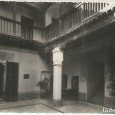Postales: TOLEDO CASA DE EL GRECO SIN ESCRIBIR . Lote 183585763