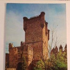 Postales: GUADAMUR TOLEDO CASTILLO POSTAL. Lote 183664546