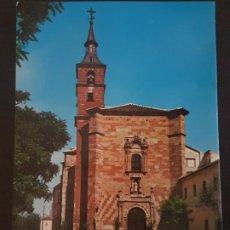 Postales: ALCAZAR DE SAN JUAN CIUDAD REAL SAN FRANCISCO. Lote 183810251
