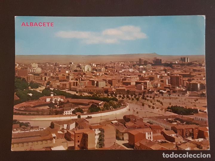 ALBACETE VISTA GENERAL (Postales - España - Castilla la Mancha Moderna (desde 1940))