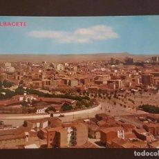 Postales: ALBACETE VISTA GENERAL. Lote 183810992