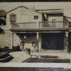 Postales: TOLEDO. CASA DEL GRECO. L. ROISIN. FOTÓGRAFO.. Lote 184740140