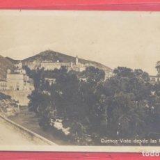 Postales: CUENCA- VISTA DESDE LAS OLLERIAS, FOTOGRAFICA, SIN CIRCULAR,, VER FOTOS,. Lote 184872762