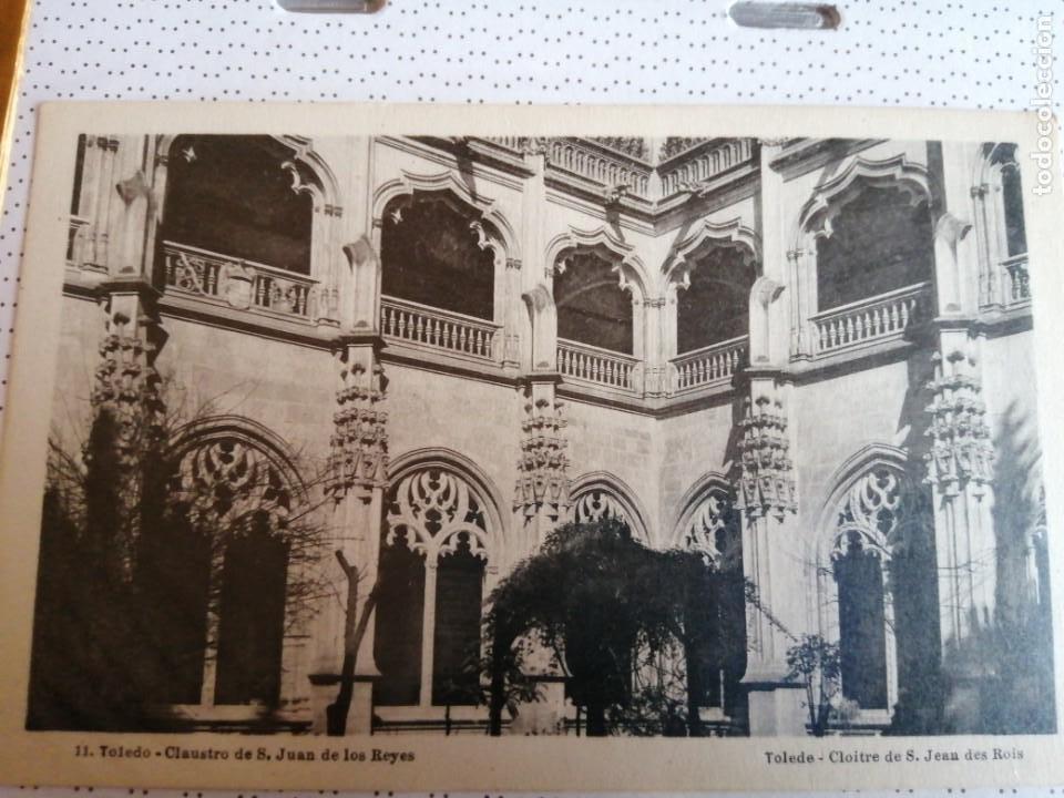 CPA 11 TOLEDO, CLAUSTRO DE SAN JUAN DE LOS REYES (Postales - España - Castilla La Mancha Antigua (hasta 1939))