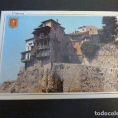 Postales: CUENCA CASAS COLGADAS. Lote 186026211