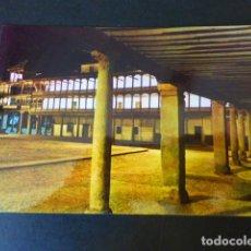 Postales: TEMBLEQUE TOLEDO PLAZA DE ESPAÑA ILUMINADA. Lote 186182230
