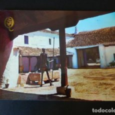 Postales: PUERTO LAPICE CIUDAD REAL VENTA DEL QUIJOTE. Lote 186182510