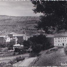 Postales: PASTRANA (GUADALAJARA) - CONVENTO DEL CARMEN (FUNDACION DE SANTA TERESA). Lote 187406146