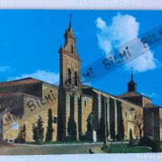 Postales: AVILA, POSTAL DEL CONVENTO DE LA ENCARNACION. Lote 189086732