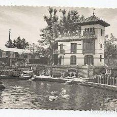 Postales: X122814 CASTILLA LA MANCHA TOLEDO TALAVERA DE LA REINA JARDINES DEL PRADO. Lote 189092757