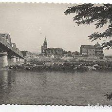 Postales: X122815 CASTILLA LA MANCHA TOLEDO TALAVERA DE LA REINA RIO TAJO Y VISTA PARCIAL. Lote 189092840