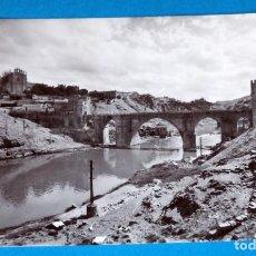 Postales: POSTAL DE TOLEDO: PUENTE SAN MARTÍN. Lote 189593523
