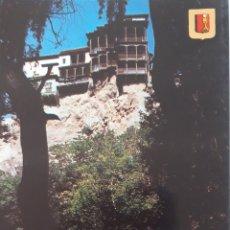Postales: POSTAL CASAS COLGANTES DE CUENCA. Lote 189685445