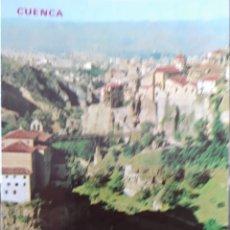 Postales: POSTAL DE CUENCA. Lote 190003416