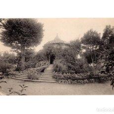 Postales: ALBACETE.- KIOSCO DE LOS JARDINILLOS.. Lote 190804852