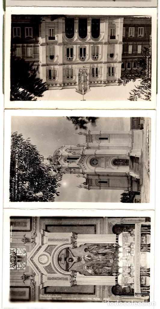 Postales: GUADALAJARA.- ALBUM 10 POSTALES - RECUERDO DE GUADALAJARA - FOTO CAMARILLO. - Foto 4 - 190853731