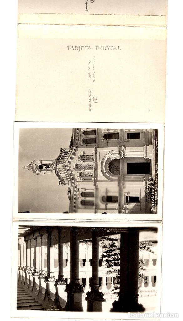 Postales: GUADALAJARA.- ALBUM 10 POSTALES - RECUERDO DE GUADALAJARA - FOTO CAMARILLO. - Foto 6 - 190853731