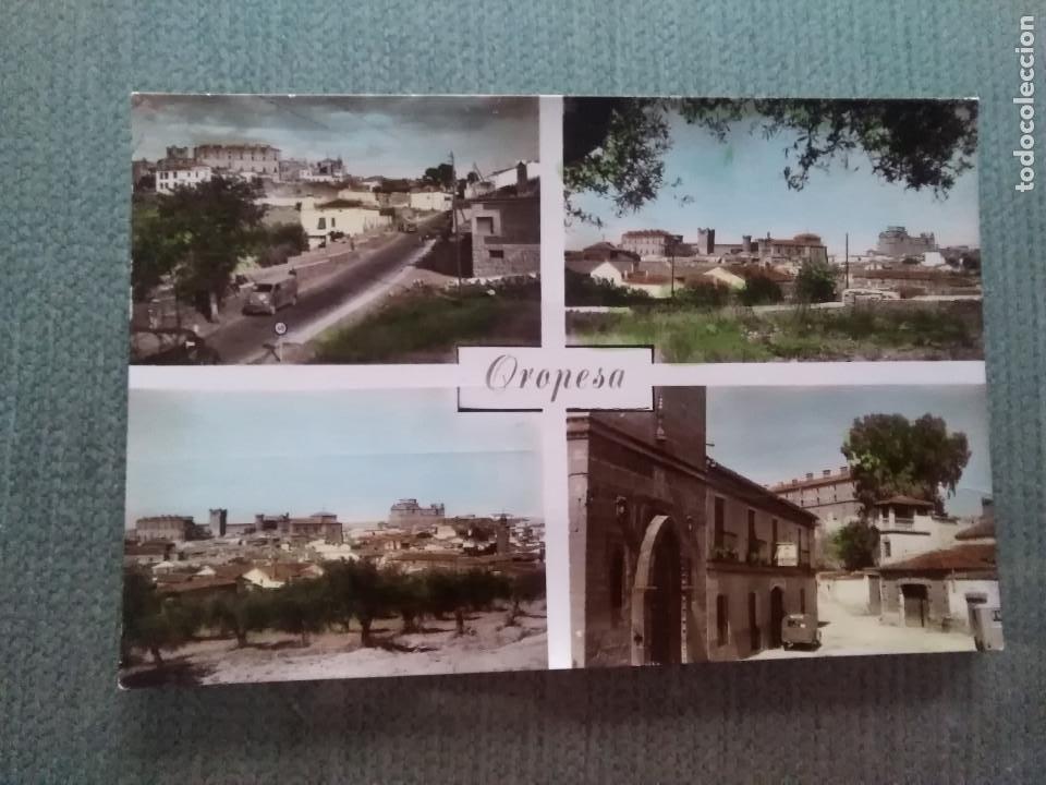 POSTAL OROPESA - TOLEDO (Postales - España - Castilla la Mancha Moderna (desde 1940))