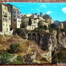 Postales: CUENCA - CALLE DE RONDA. Lote 191440287