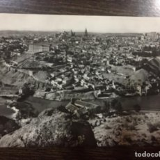 Postales: TOLEDO - VISTA GENERAL Y RÍO TAJO - ED. LUIS ARRIBAS. Lote 191692638