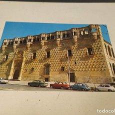 Cartes Postales: GUADALAJARA - POSTAL GUADALAJARA - PALACIO DEL DUQUE DEL INFANTADO. Lote 191912175