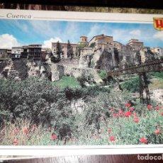 Postales: Nº 35375 POSTAL CUENCA CASAS COLGADAS. Lote 192377873