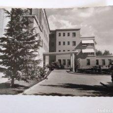 Postales: TARJETA POSTAL GUADALAJARA. EDICIONES GARCIA GARRABELLA. RESIDENCIA SANITARIA DEL SEGURO ENFERMEDAD. Lote 192718597
