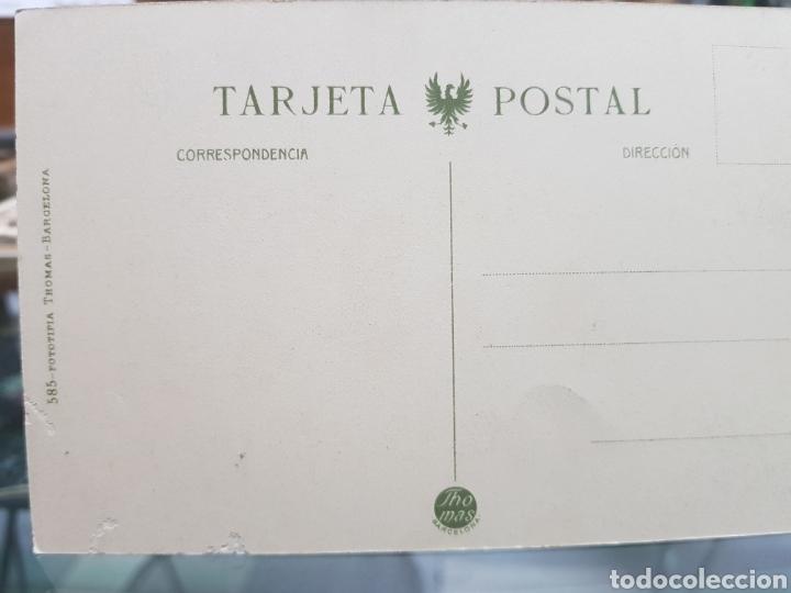 Postales: ANTIGUA POSTAL SAN JUAN DE LOS REYES TOLEDO FOTOTIPIA THOMAS 24 - Foto 2 - 193946443