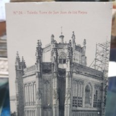 Postales: ANTIGUA POSTAL SAN JUAN DE LOS REYES TOLEDO FOTOTIPIA THOMAS 24. Lote 193946443