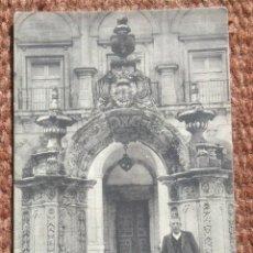 Postales: UCLES - CUENCA - MONASTERIO, EL ALGIBE. Lote 193995813