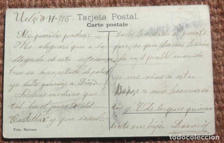 Postales: UCLES - CUENCA - MONASTERIO, EL ALGIBE - Foto 2 - 193995813
