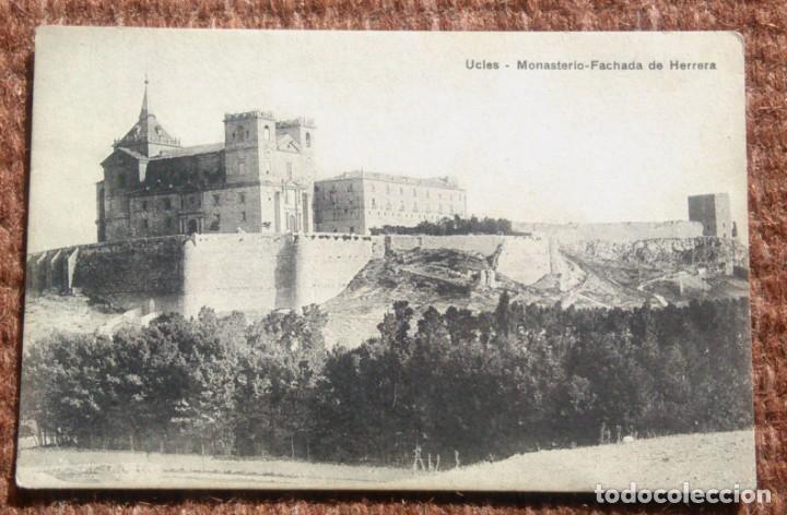 UCLES - CUENCA - MONASTERIO (Postales - España - Castilla La Mancha Antigua (hasta 1939))