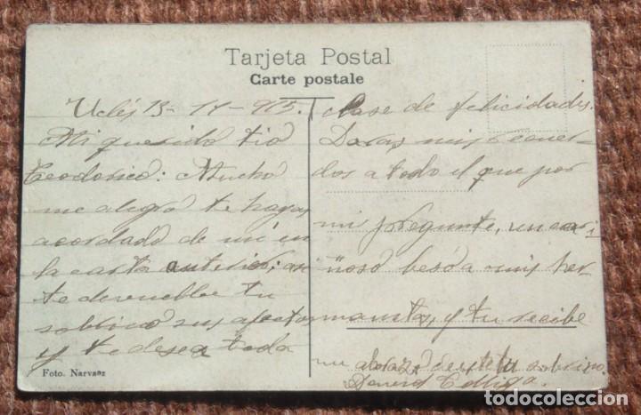 Postales: UCLES - CUENCA - MONASTERIO - Foto 2 - 193995872