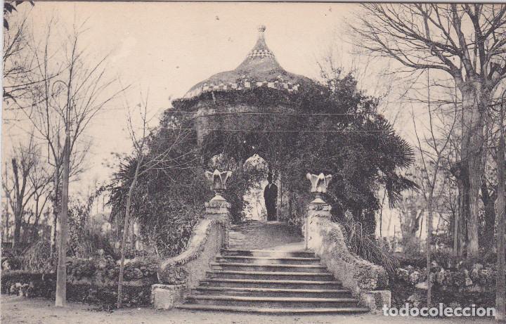 ALBACETE - KIOSKO DE LOS JARDINES DE LA FERIA (Postales - España - Castilla La Mancha Antigua (hasta 1939))
