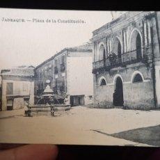 Postales: POSTAL DE PRINCIPIOS DE SIGLO 20 DE JADRAQUE. Lote 194392287