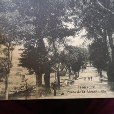 Postales: POSTAL DE PRINCIPIOS DEL SIGLO 20 DE JADRAQUE. Lote 194392456