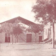 Postales: ASOCIACIÓN PARA HUÉRFANOS DE INFANTERÍA.- COLEGIO DE TOLEDO- PATIO INTERIOR Y GIMNASIO CUBIERTO. Lote 194676796