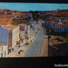 Postales: ALMADEN CIUDAD REAL CALLE RAMON Y CAJAL. Lote 196032325