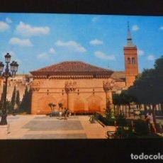 Postales: GUADALAJARA CUESTA DE SAN MIGUEL CAPILLA DE LAS URBINAS. Lote 196032488