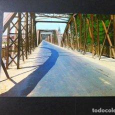 Postales: TALAVERA DE LA REINA TOLEDO PUENTE NUEVO SOBRE EL TAJO. Lote 196050023