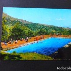 Postales: REAL DE SAN VICENTE TOLEDO PISCINA EL CASTAÑAR. Lote 196209610