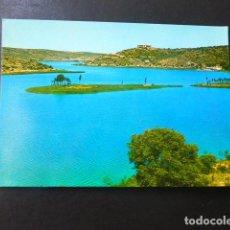 Postales: LAGUNAS DE RUIDERA CIUDAD REAL LA ISLA. Lote 196311258