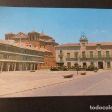 Postales: ALMAGRO CIUDAD REAL PLAZA DE ESPAÑA. Lote 196660773