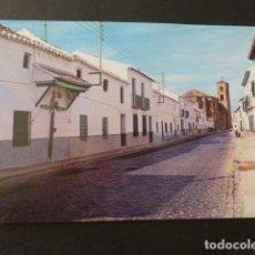 Postales: ALMAGRO CIUDAD REAL CALLE BOLAÑOS Y CONVENTO PADRES DOMINICOS. Lote 196660835