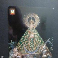 Postales: ALBACETE NUESTRA SEÑORA DE LOS LLANOS. Lote 196660891