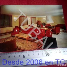 Cartes Postales: TUBAL ALBERGUE DE CARRETERA MANZANARES CIUDAD REAL NC POSTAL B55. Lote 198150382